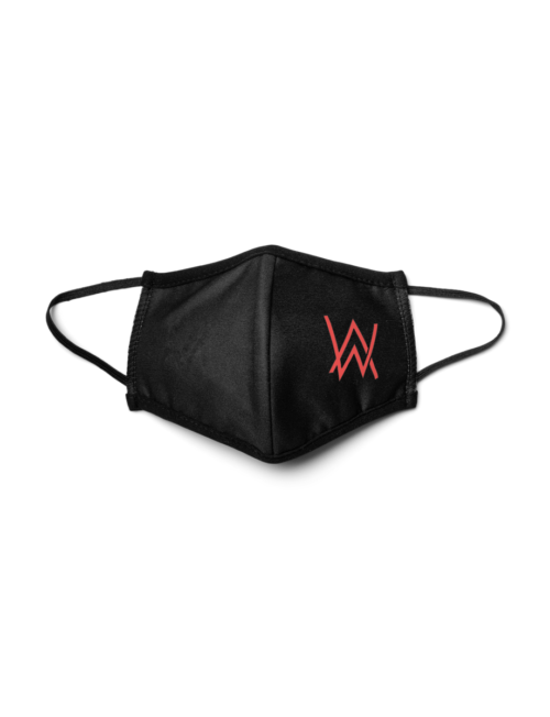Product image: AW – RED LOGO MASK